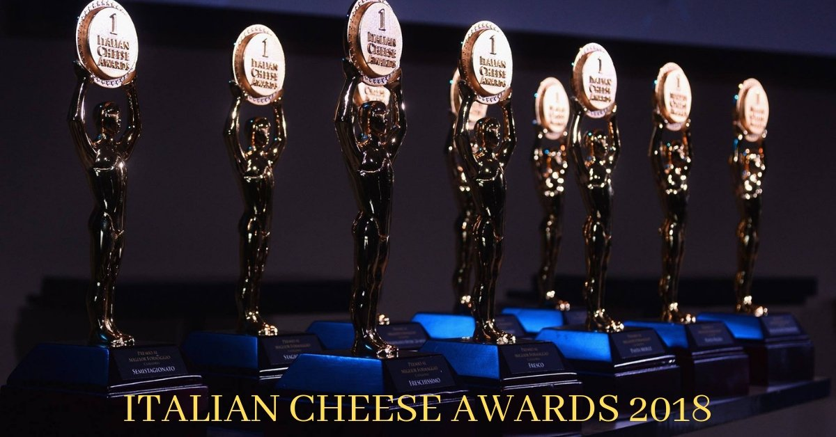 I NOSTRI PARTNER PREMIATI ALL'ITALIAN CHEESE AWARDS